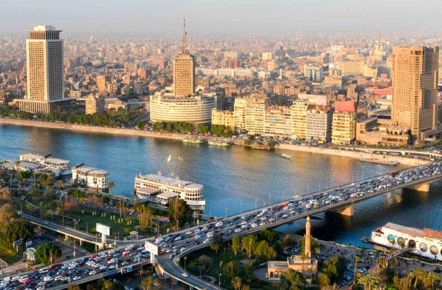 Endeavor-en-Egipto