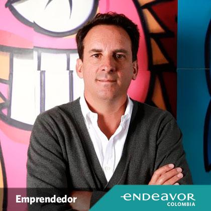 Emprendedor Ricardo Leyva Sistole