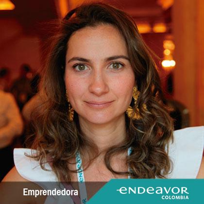 Tatiana Arcila, Emprendedora Endeavor