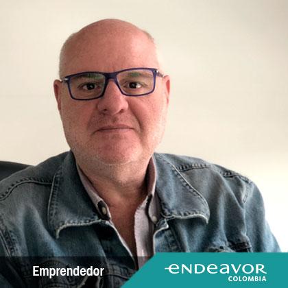 Svi Kishner, emprendedor Endeavor Colombia