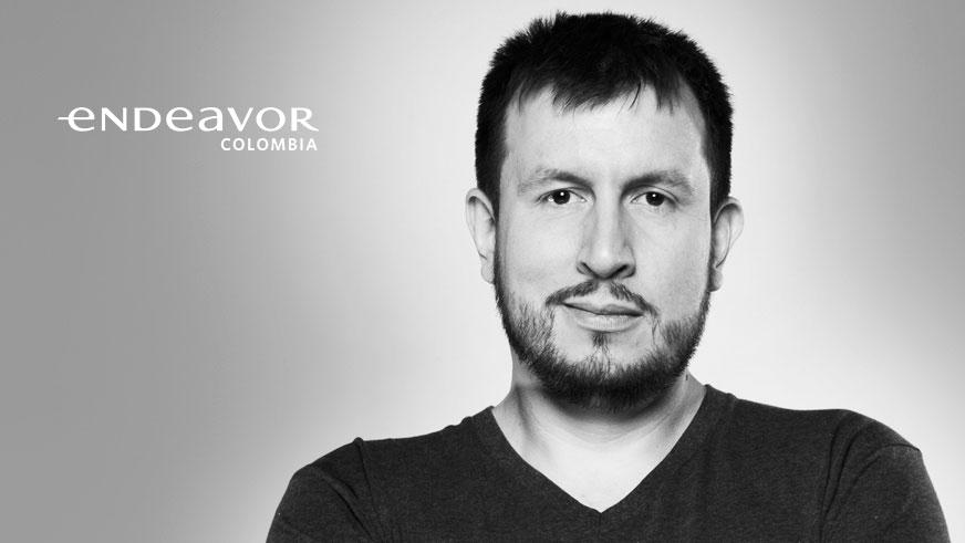 Alex Shark- ank Emprendedor Endeavor Colombia