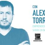 Alex Torrenegra en su faceta como Shark