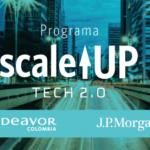 Endeavor lanza la segunda versión del Programa ScaleUp Tech