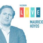 Facebook Live con Mauricio Hoyos