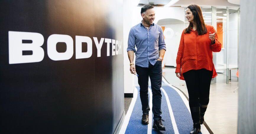 Endeavor Colombia y Bodytech