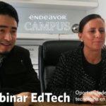Revive el Webinar Edtech: habilidades para la demanda laboral del futuro