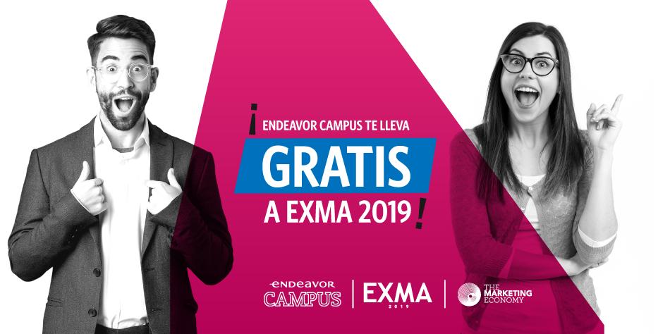 Gana un pase doble para asistir a EXMA Colombia 0219.