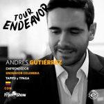 Dejar de pensar en pequeño para innovar en grande. Andrés Gutiérrez, cofundador de Tappsi y Tpaga.