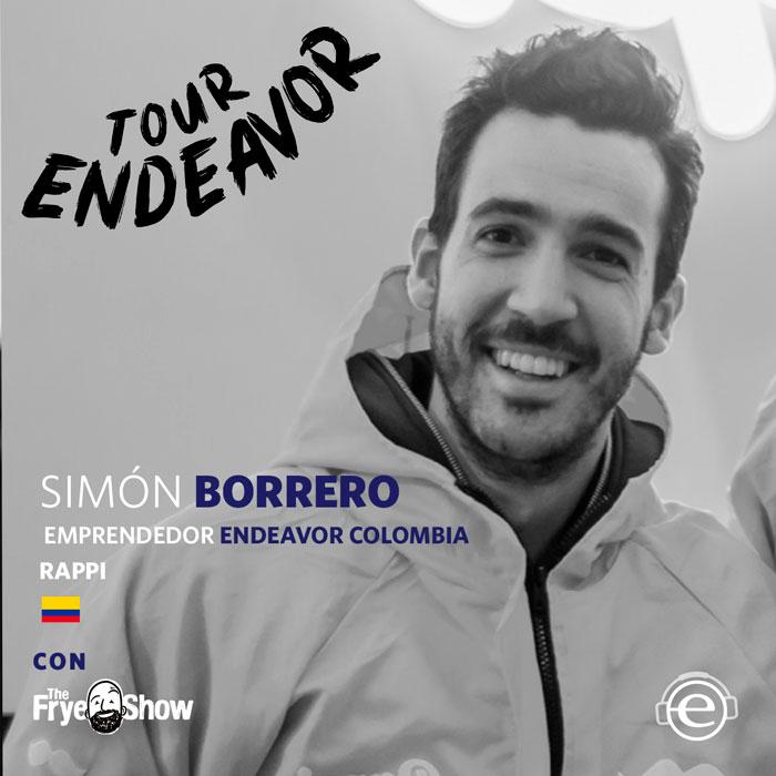 Simon-Borrero-Endeavor