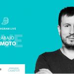 Instagram Live: Trabajo remoto con Alex Torrenegra