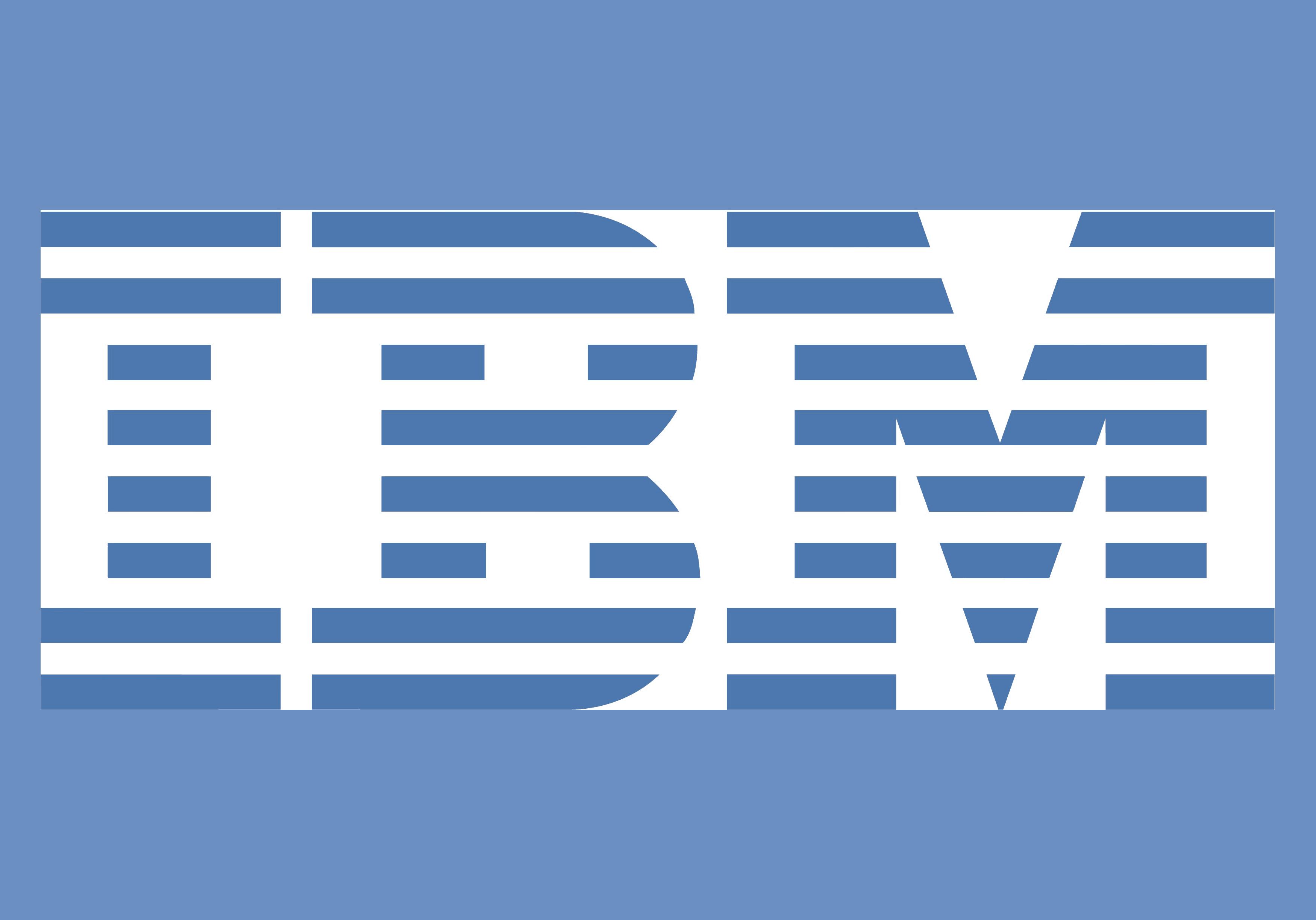 Logo IBM EIN