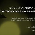 [Webinar] Medellín 4.0: Innovación y tecnología para emprendedores