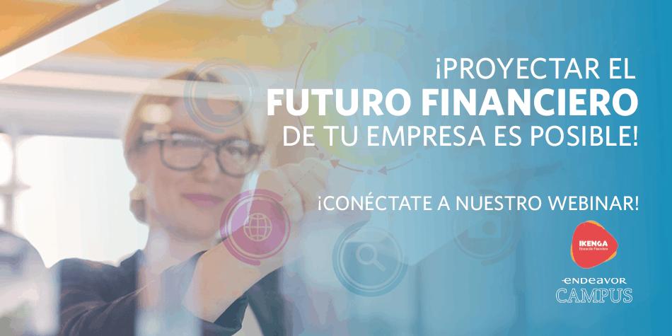 Proyecta el futuro financiero de tu empresa