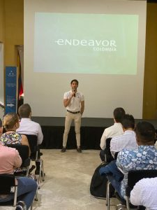 Exparticipante Scale-Up Caribe