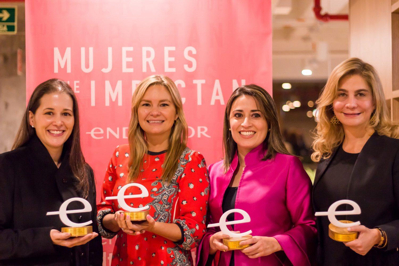 Mujeres que impactan 2019 Endeavor