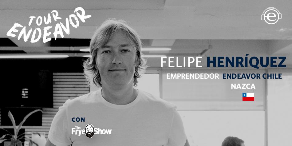 Felipe Henríquez, emprendedor Endeavor Groupon
