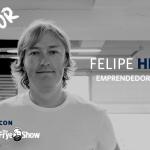 «Cuando invierto en un emprendedor, invierto en su sueño»: Felipe Henríquez, cofundador de Mountain Nazca