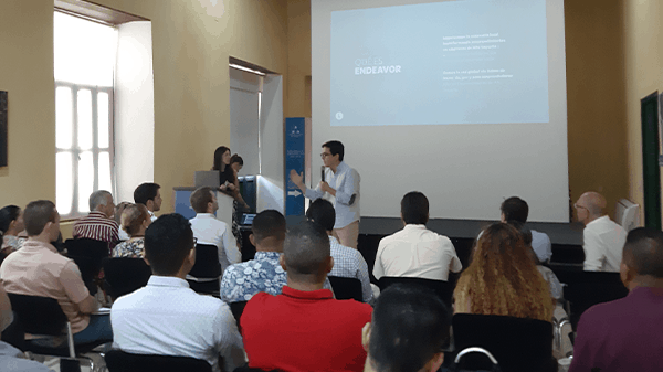 Endeavor Colombia Caribe
