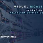 Live Miguel McAllister y su historia con Merqueo