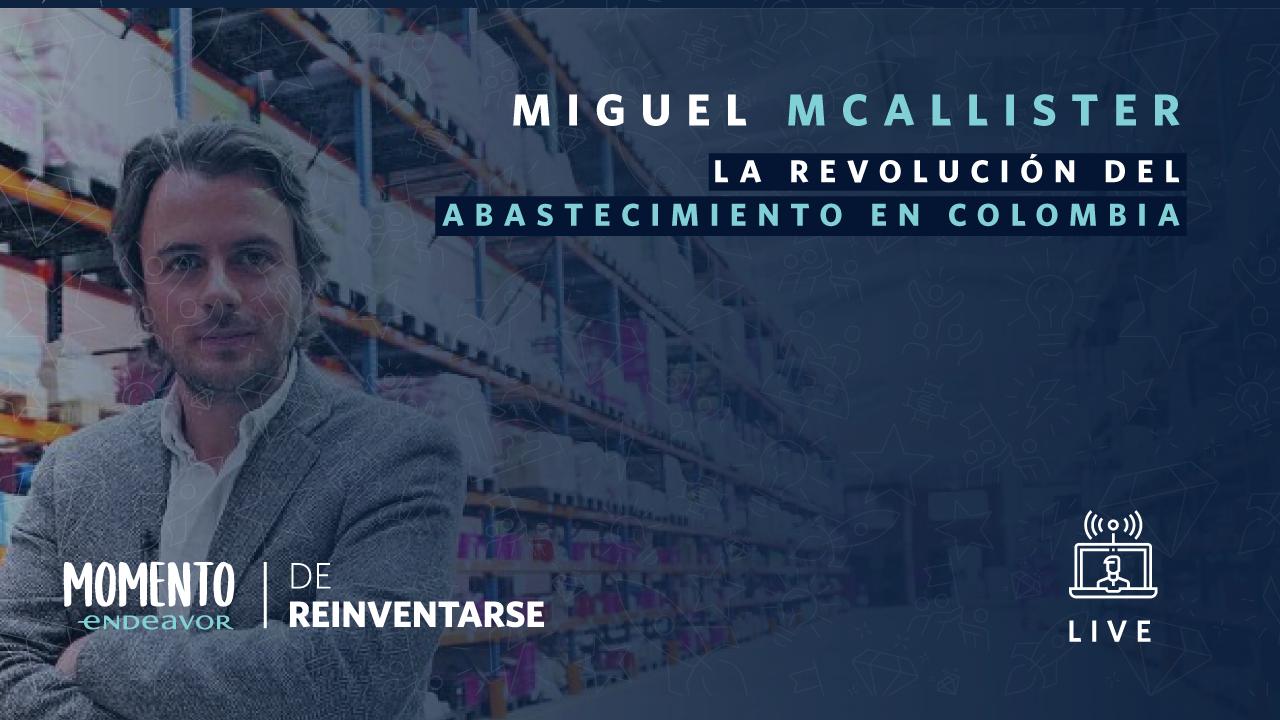 Live Miguel McAllister