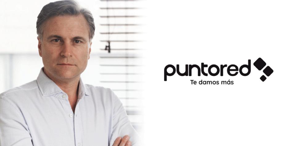 Andrés Albán cofundador de Puntored