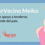 Más de 50.000 tenderos se beneficiarán con SúperVecino de Grupo Meiko
