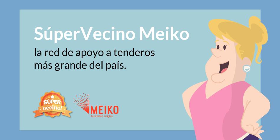 SúperVecino de Grupo Meiko