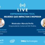 Emprendedoras tech, mujeres que impactan e inspiran