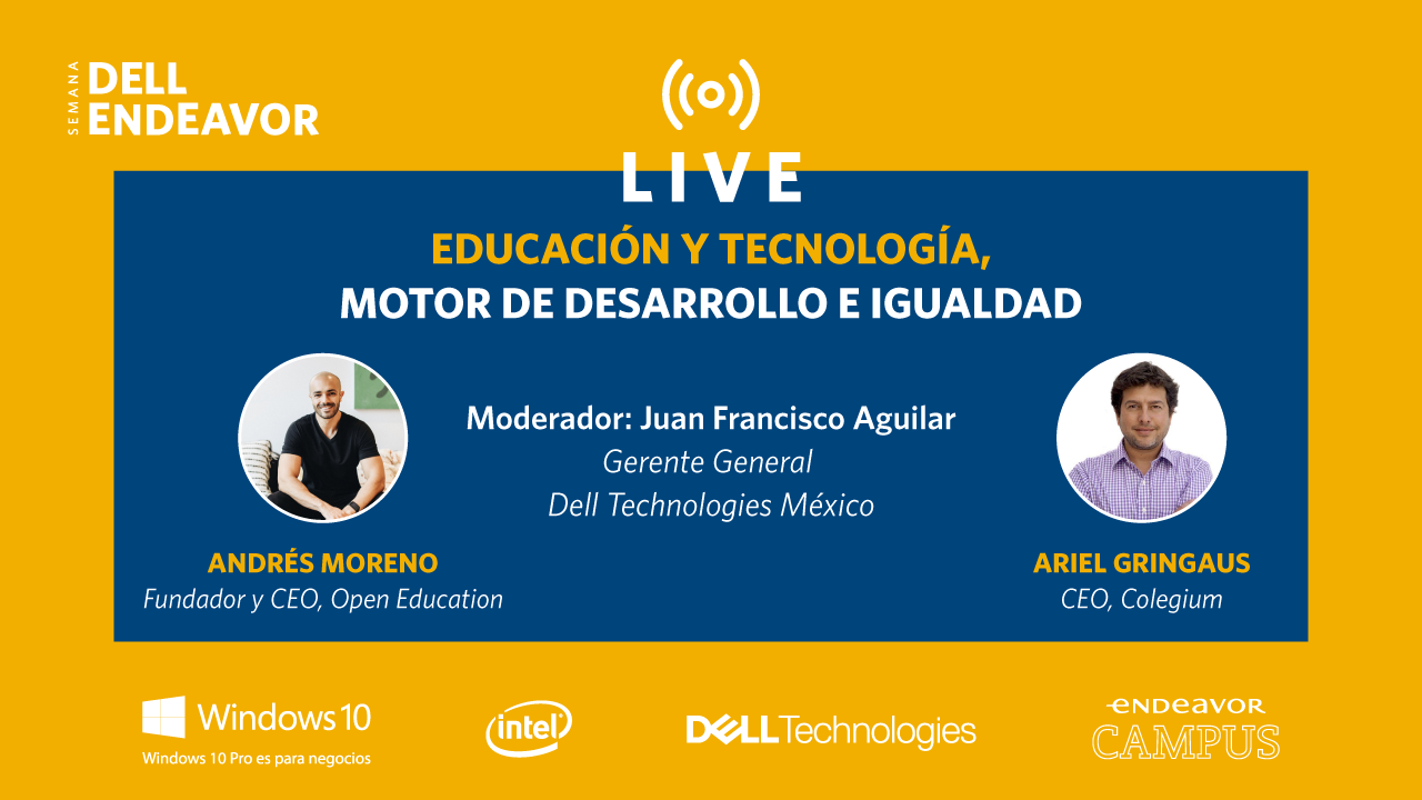 Live educación y tecnología
