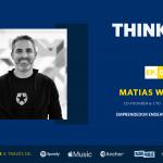 Think big: Matias Woloski, cofundador de AuthO