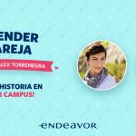 Emprender en pareja, la historia de Alex Torrenegra y Tania Zapata