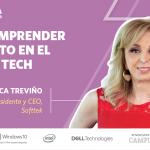 Blanca Treviño y las nuevas tecnologías para escalar