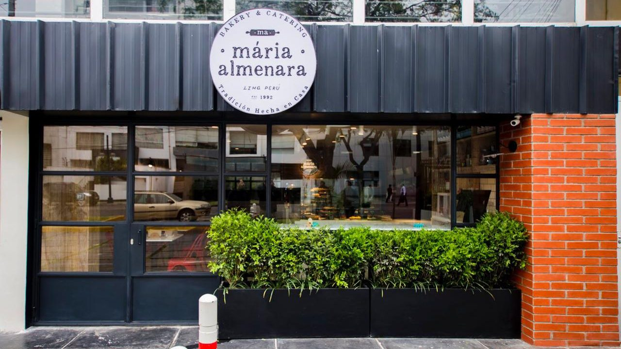 Maria - Almenara