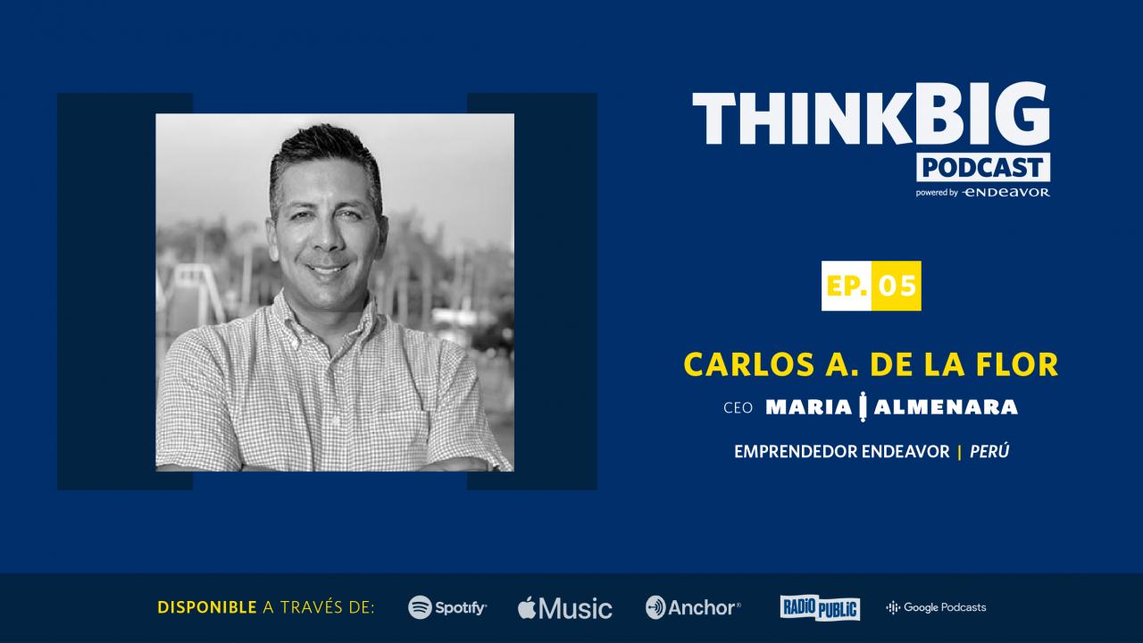 thinkBIG_Carlos A. De La Flor