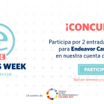 ¡Participa por entradas a Endeavor Campus Week 2020!