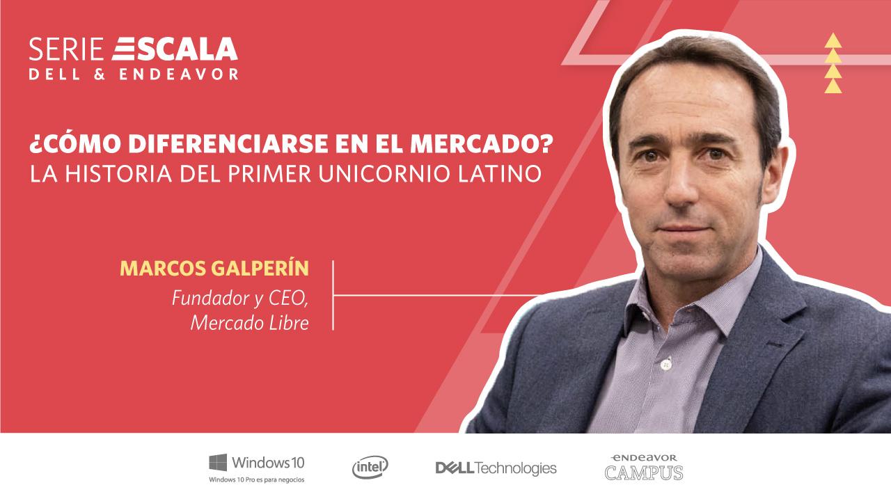 Marcos Galperín - Mercado Libre
