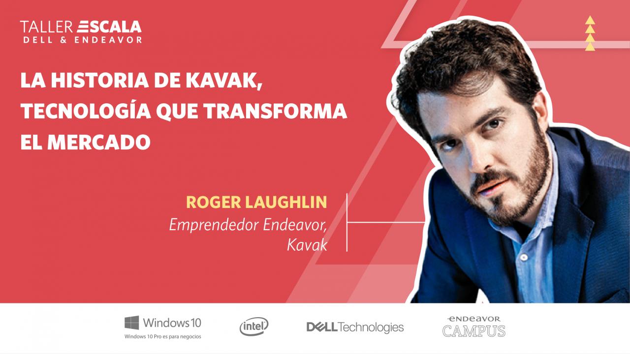 Roger Laughlin, cofundador de Kavak, el primer unicornio mexicano y la empresa que transformó la industria automotriz de ese país, nos comparte las claves para apalancarnos en la tecnología con el objetivo de solucionar los mayores dolores de cabeza de la sociedad.