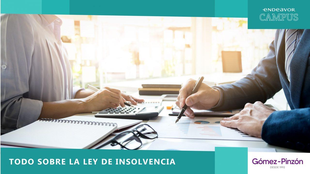 Ley de insolvencia