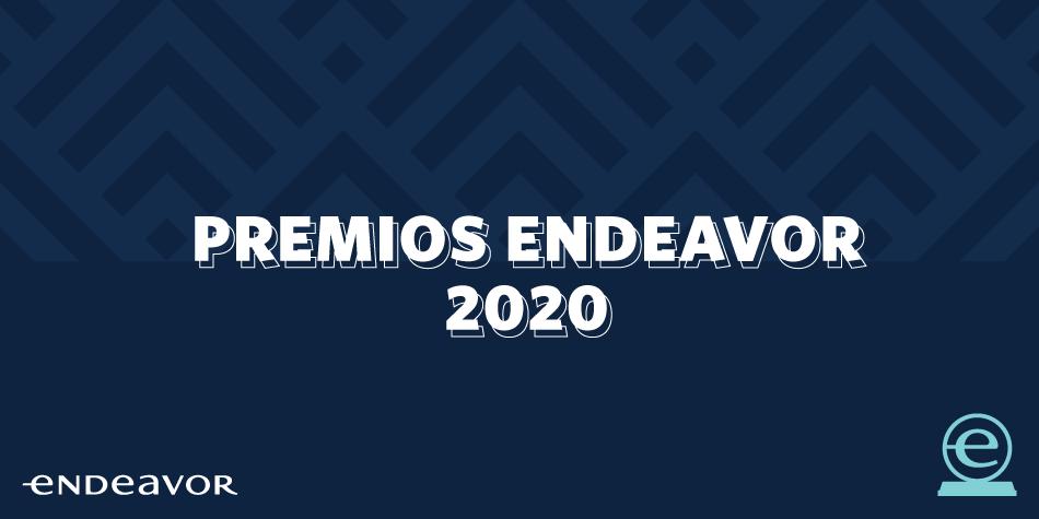 Premios Endeavor 2020