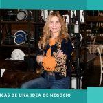 """""""Las personas se diferencian entre quienes piensas y quienes ejecutan"""": Patricia Vélez"""