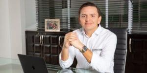 Mauricio Osorio, emprendedor Endeavor de Crezcamos