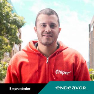 José Bonilla Emprendedor Endeavor de Chiper