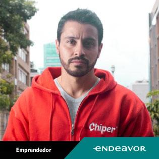 Óscar Sarria Emprendedor Endeavor de Chiper