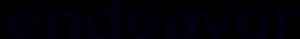 Logo endeavor black nuevo