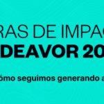 Revelamos los datos del impacto de las Empresas Endeavor en 2020