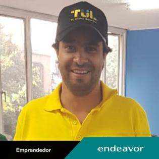 Enrique Villamarín, CEO de Tül
