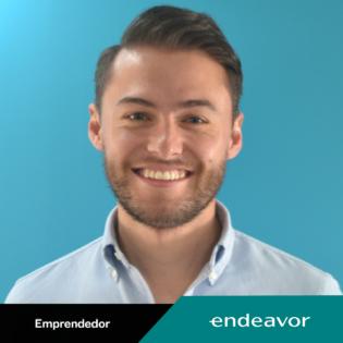 Santiago Pineda, CEO de Mensajeros Urbanos