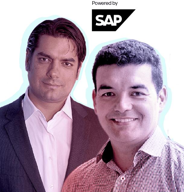 Santiago Duque y Noel Pinat