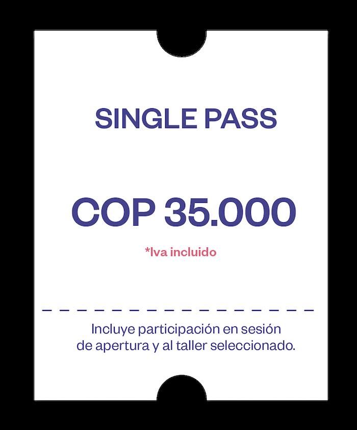 Single pass