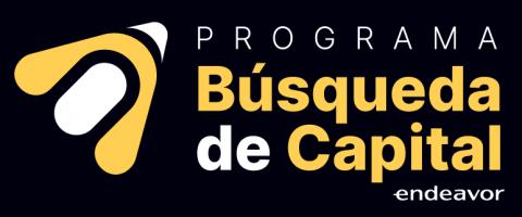 Logo programa busqueda de capital